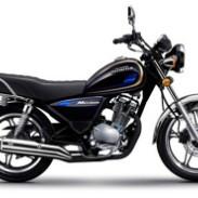 五羊-本田 旗御125太子摩托车图片