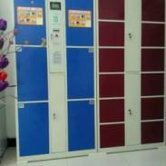 许昌存包柜超市储物柜图片