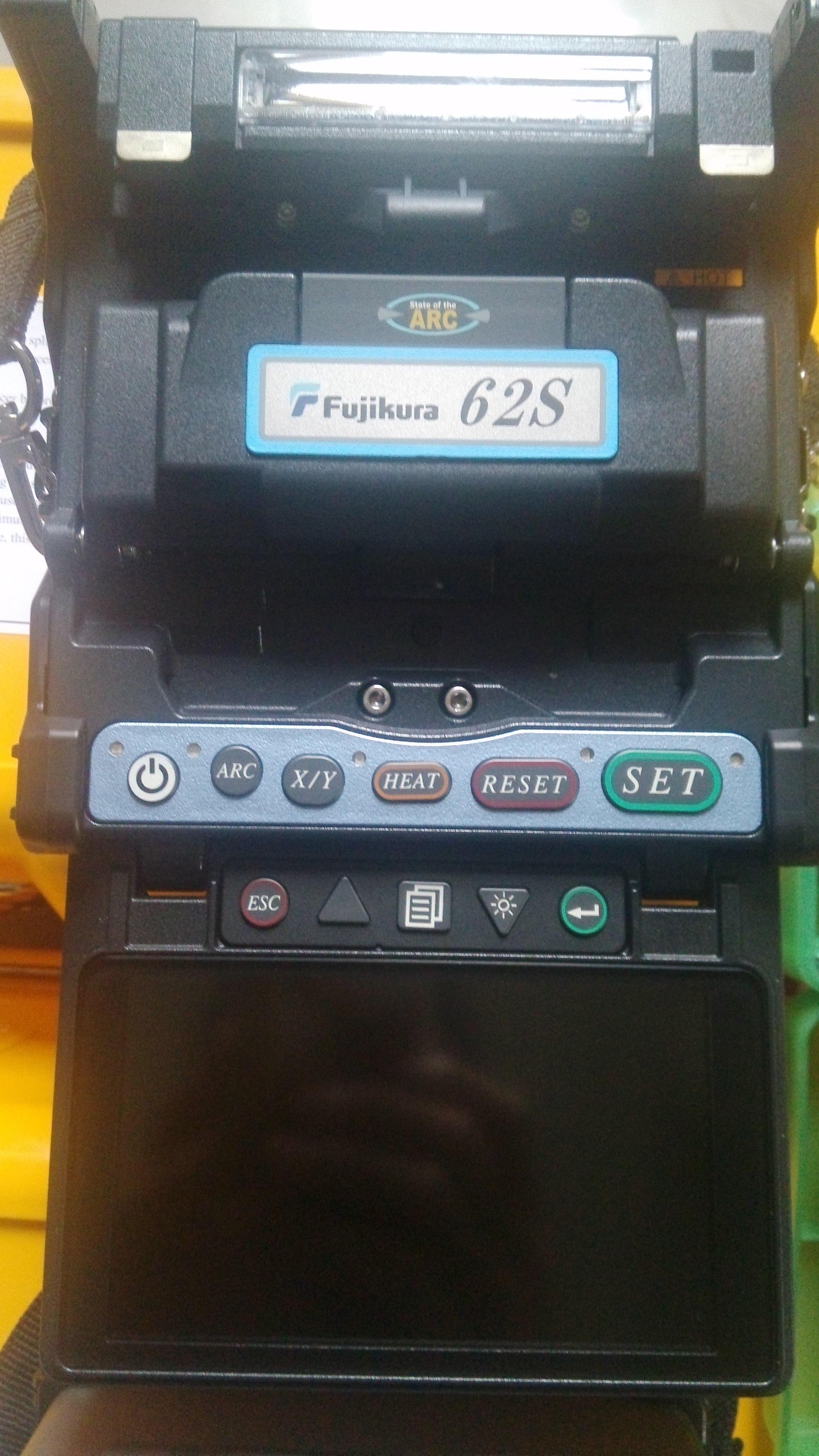 供应用于光纤熔接|光缆抢修|光纤入户的潜江市藤仓62s光纤熔接机专卖