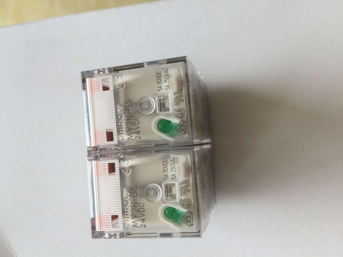 欧姆龙继电器my2n-gs代替老my2n-j批发