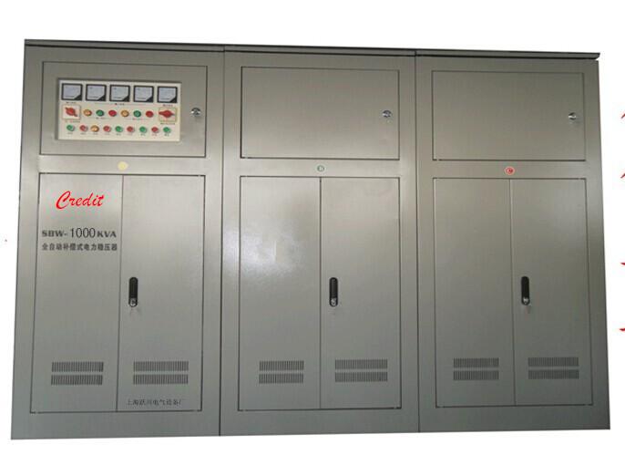 供应用于稳定电压的三相全自动电力稳压器自贡三相全自动补偿式电力稳压器销售厂家,技术咨询电话13908177207