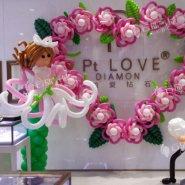 气球婚礼/创意婚礼/婚礼气球装饰图片