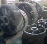 供应泰隆标减速机配件+齿轮齿轴壳体逆止器配件