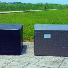 供应保温箱EPP泡沫箱冷链物流配送箱生鲜保冷箱冷藏箱42升【好乐康】