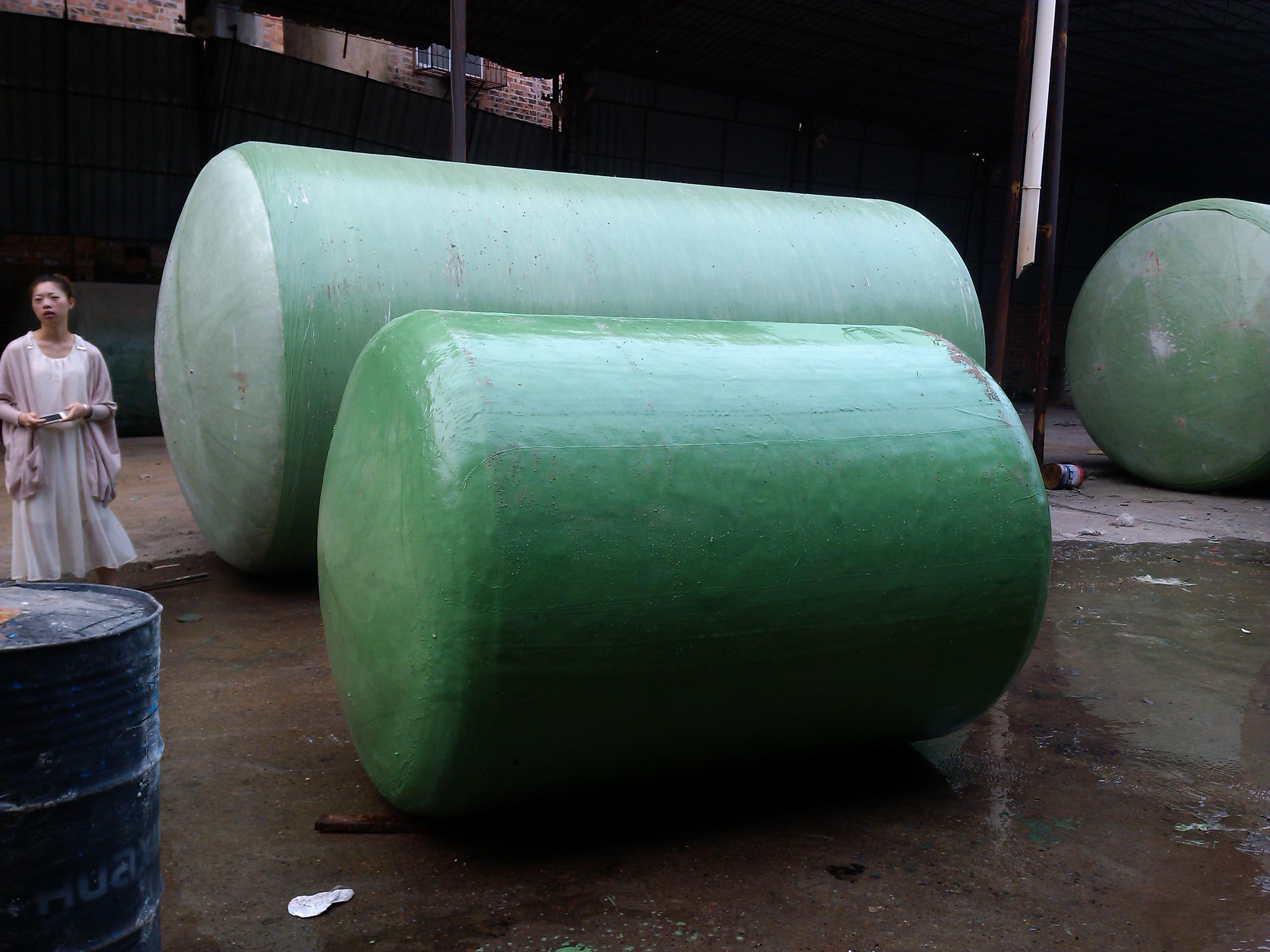 供应桂林市玻璃钢隔油池厂家直销