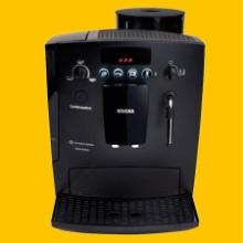 供应用于打咖啡的咖啡机