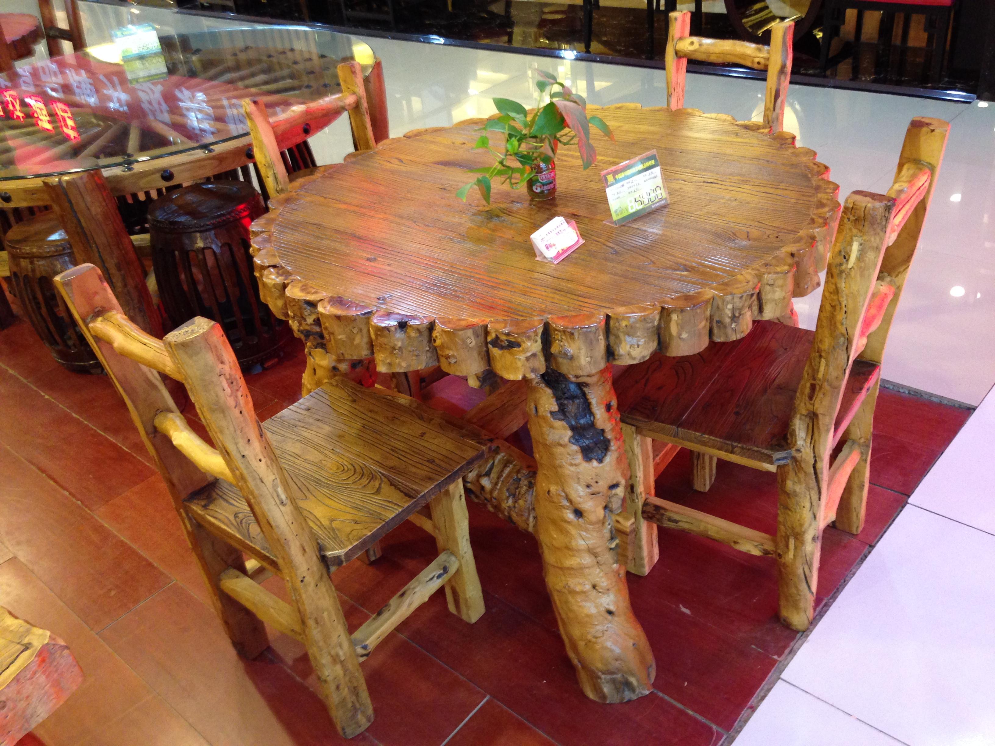 供应用于的天津仿古餐桌椅
