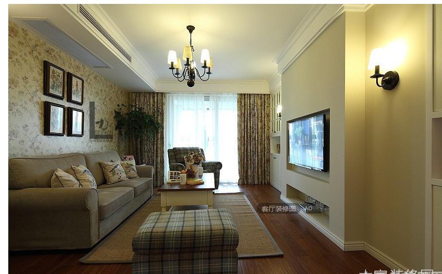全屋定制家具,客厅定制家具