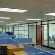 厂家直销高隔断墙办公室玻璃隔断墙图片
