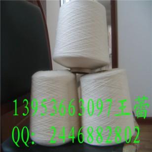 气流纺涤棉纱CVC60/40配比10支16支图片