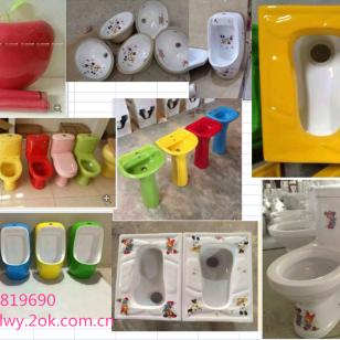 儿童彩色卫浴产品批发图片