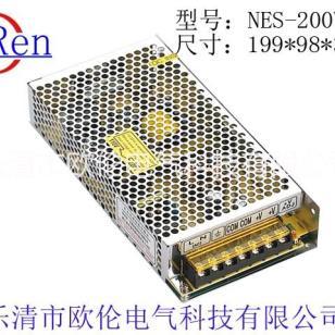 NES-200W开关电源图片