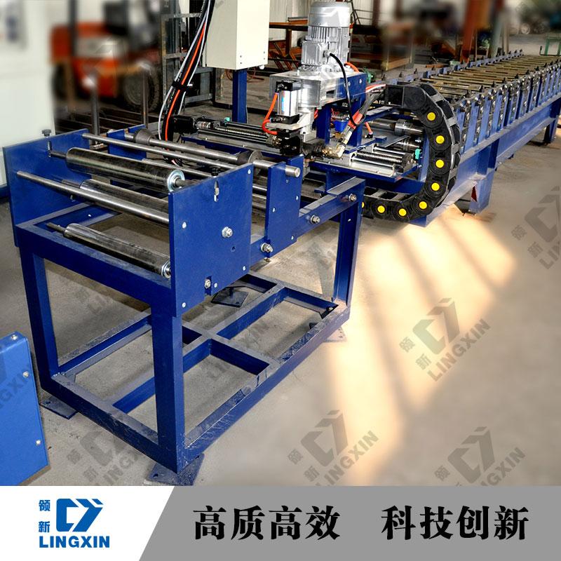 聚氨酯复合板生产线图片/聚氨酯复合板生产线样板图 (4)