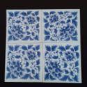 家具镶嵌青花小瓷片生产厂家图片