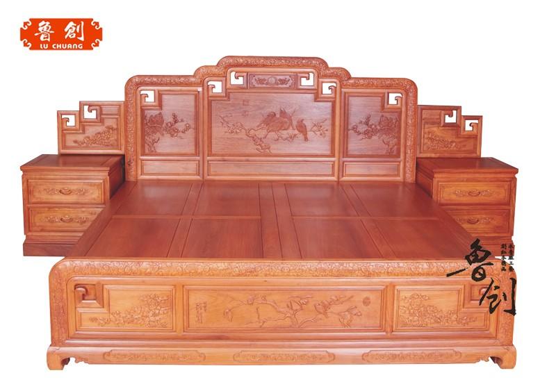 卧室红木家具厂家直销16周年庆价格