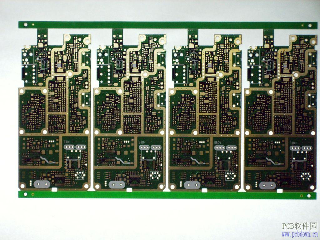 供应用于电子的pcb电路板1