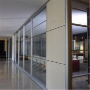 办公隔断墙 玻璃高隔断办公高隔间图片