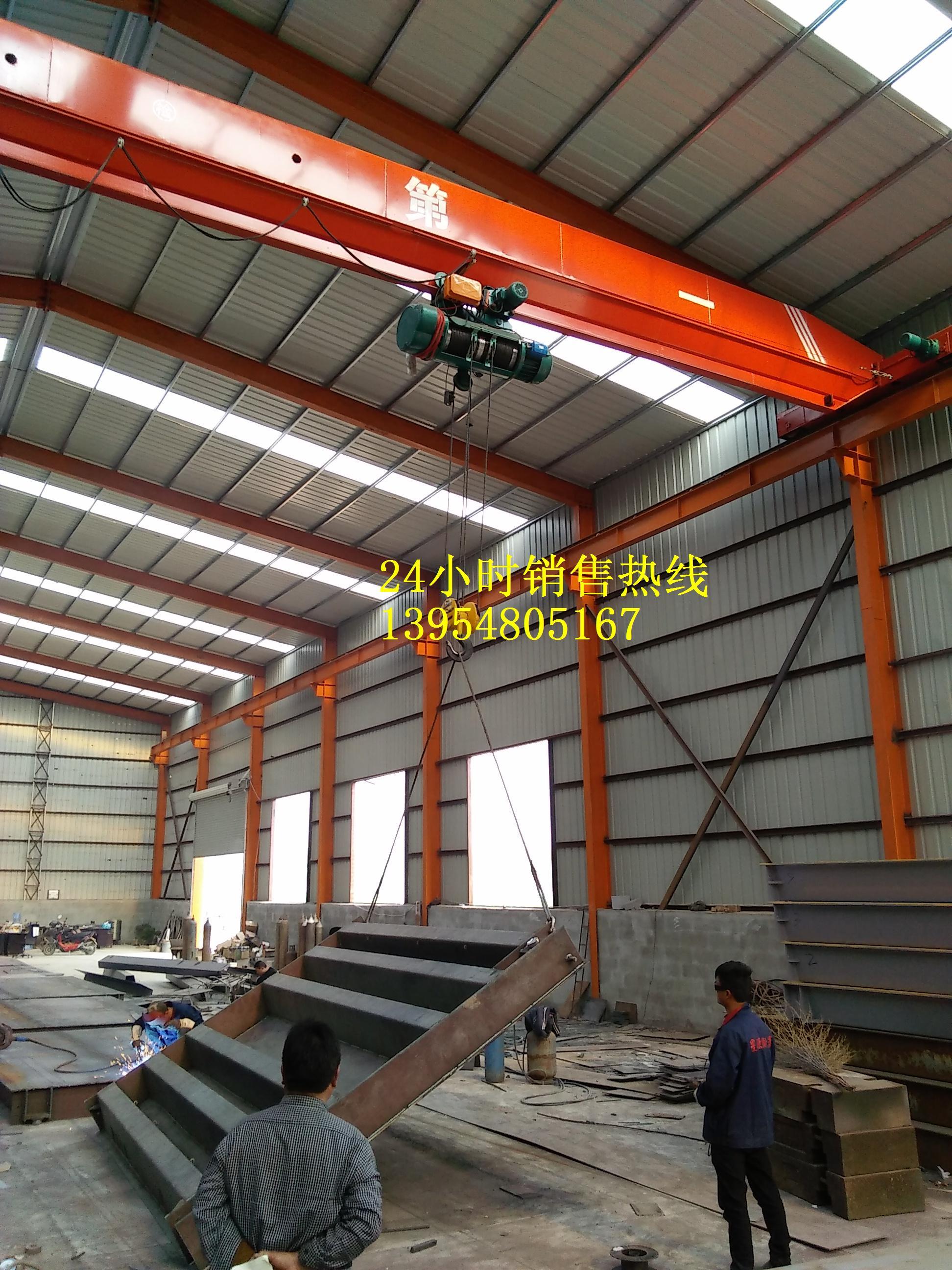 ld型3吨单梁行吊葫芦接线电路图
