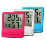 室内温度计 大屏幕数字显示温湿度图片