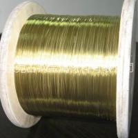 国标H65黄铜线厂家,深圳黄铜扁线报价,东莞H62特硬黄铜丝加工