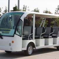 供应重庆电动14座观光车