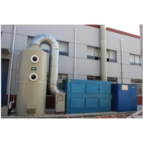 水喷淋塔废气净化器-01价格及图片