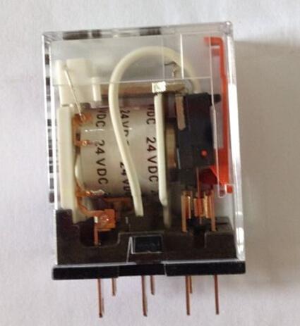 供应继电器dc24 欧姆龙my2n-gs