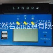 12/24V30A控制器器带USB口PWM液晶图片