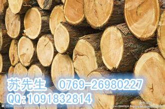 广州代理刚果铁木进口报关木材原木进口清关公司