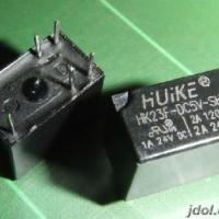 供应用于通信设备|安防|门禁锁的汇科HK23F/继电器批发/继电器特价