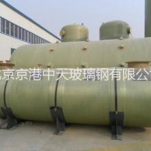 玻璃钢储罐,北京玻璃钢储罐厂首选京港中天图片