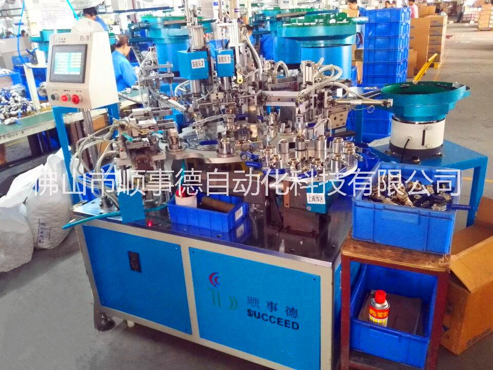 PPR球阀自动组装机销售