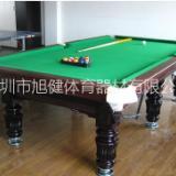 供应拆装台球桌/标准比赛美式台球桌/台球杆热卖