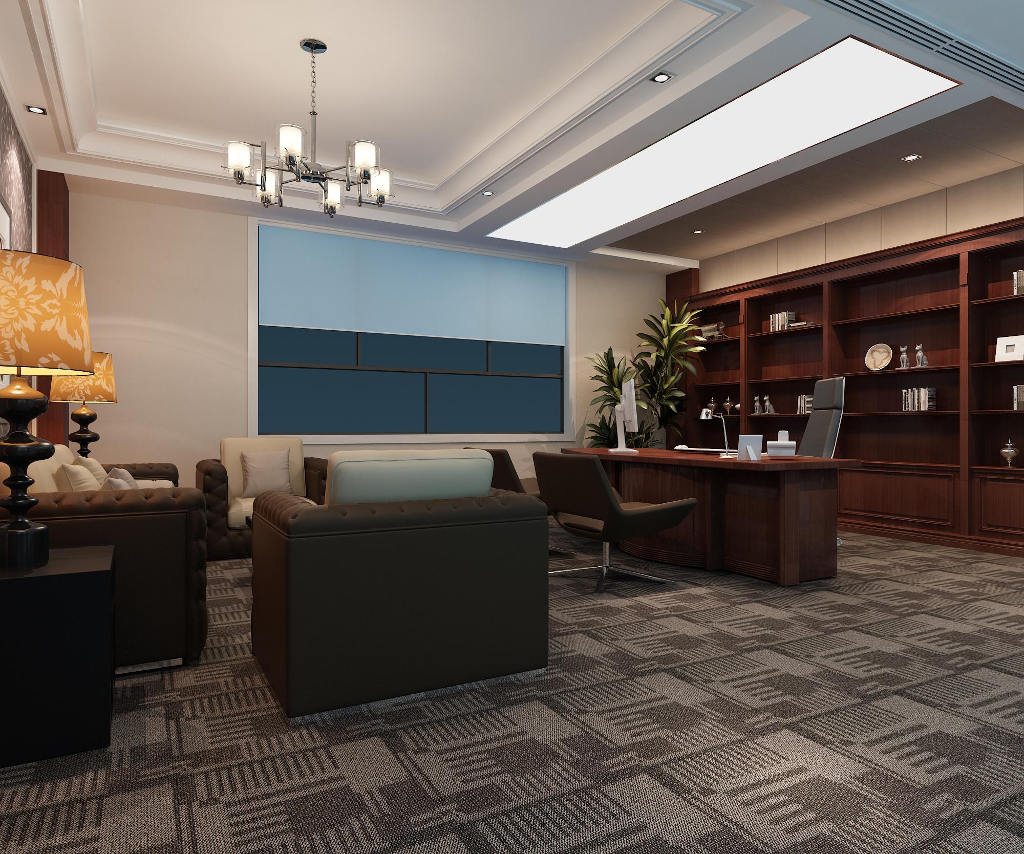办公室 家居 起居室 设计 装修 2000_1668