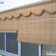 供应竹帘厂家批发、生产窗饰配件厂家、广东窗帘布供应商