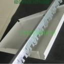 加油站吊顶铝条扣板厂家 广东加油站吊顶铝条扣板厂家/价格  欧佰天花吊顶铝条扣板厂家直销