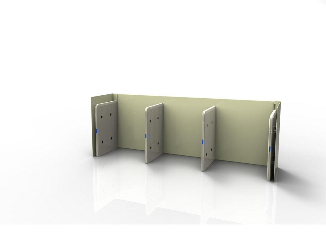 供应智能书架/RFID智能书架