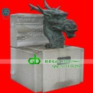铸造厂家铜雕十二生肖龙头雕塑制作图片