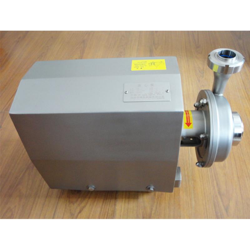 达尔捷DEJ-50T/H卫生泵 卫生级离心泵 不锈钢卫生泵