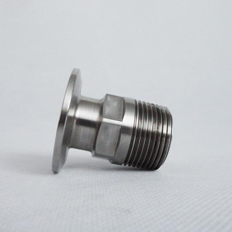 达尔捷螺纹接头 螺纹管件 焊接式接头 不锈钢接头厂家批发