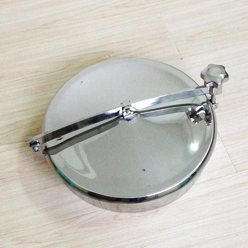 达尔捷人孔 常压人孔 不锈钢人孔 压条型人孔厂家批发