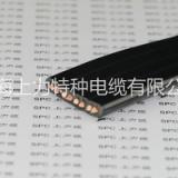 供应YFFBG行车扁电缆钢丝加强型
