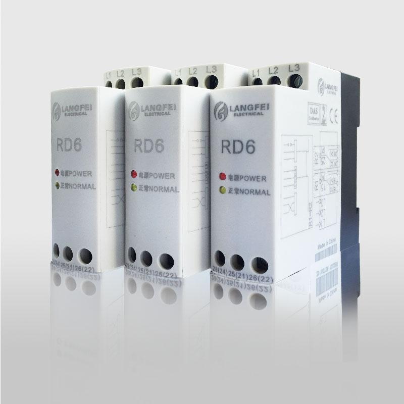 正泰断相与相序保护继电器XJ3-D销售