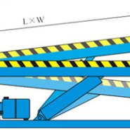 固定式登车桥图片