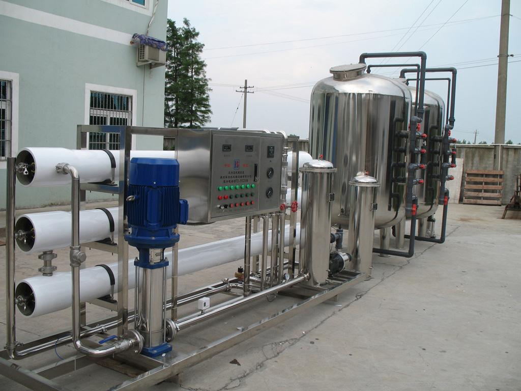 供应高纯水处理设备厂家,纯水机安装厂家,佛山水处理公司