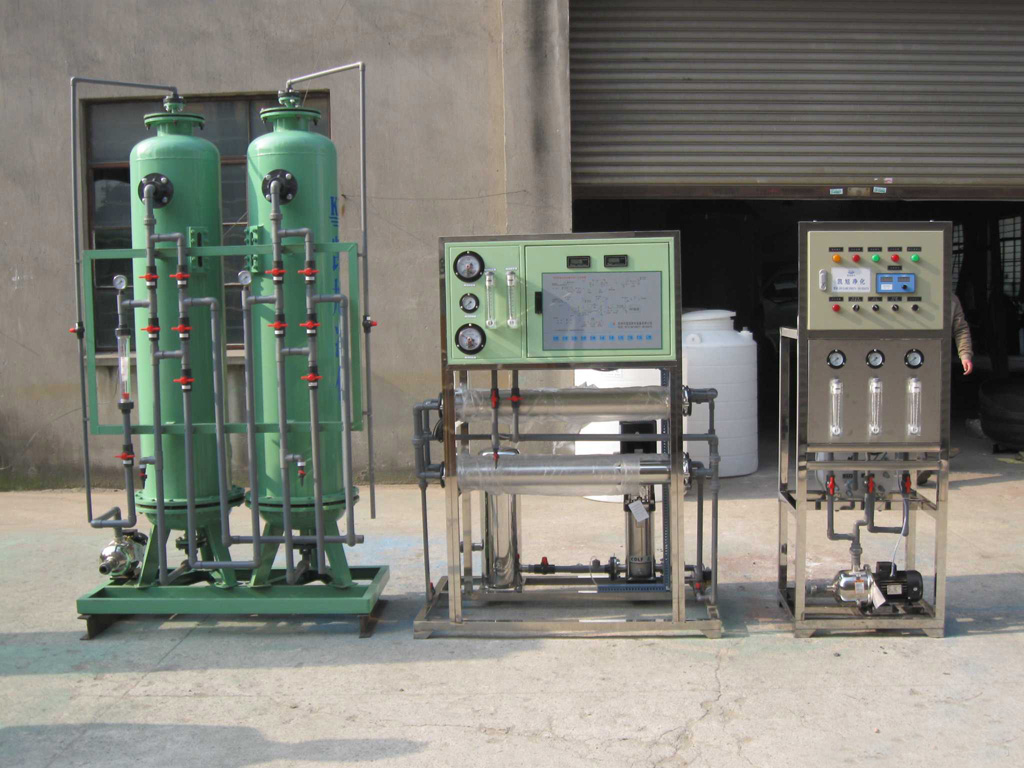 供应高纯水水处理设备|软水净化设备
