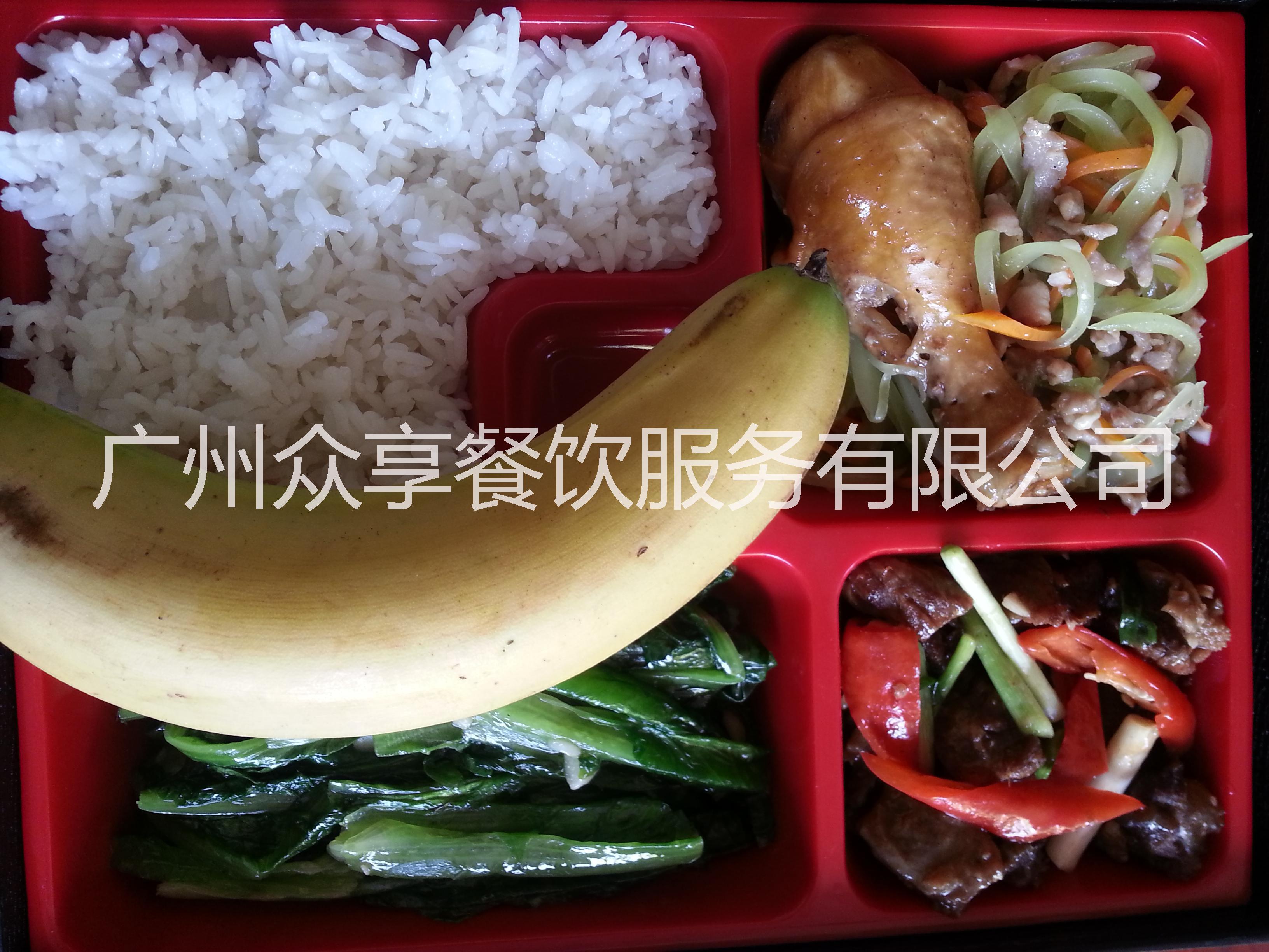 广州黄埔区快餐配送