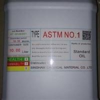 供应1号油ASTM 1#橡塑耐油测试标准试验油