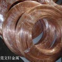 供应用于铆钉 电线的C1100红铜线 进口红铜线直销