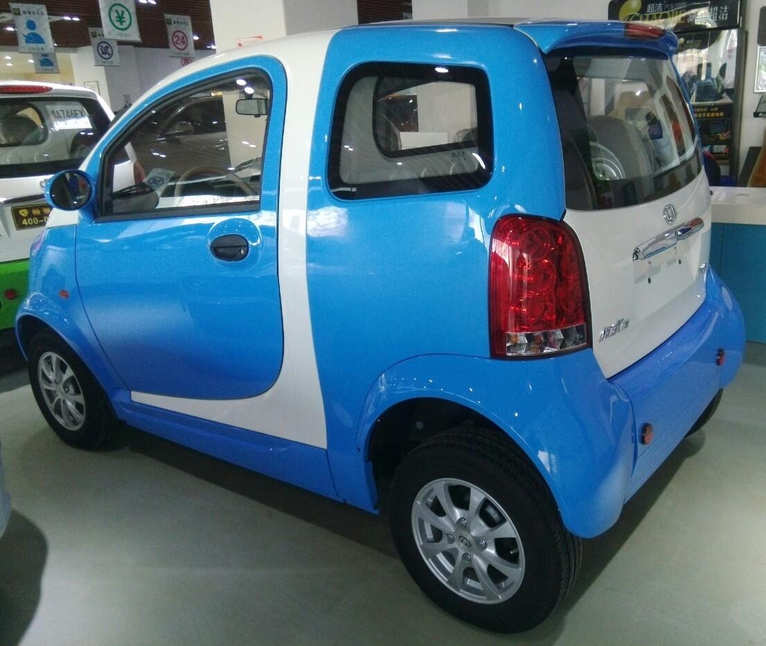吉利康迪纯电动汽车价格